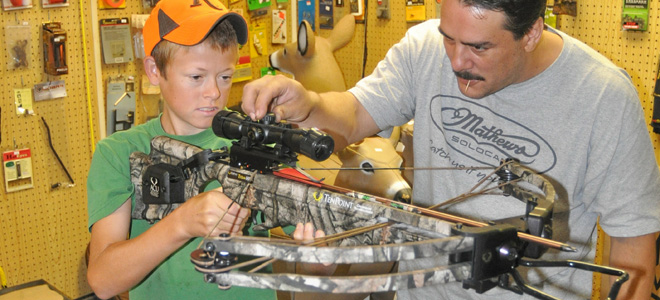 Crossbow involved in North Carolina's first-ever archery related fatality