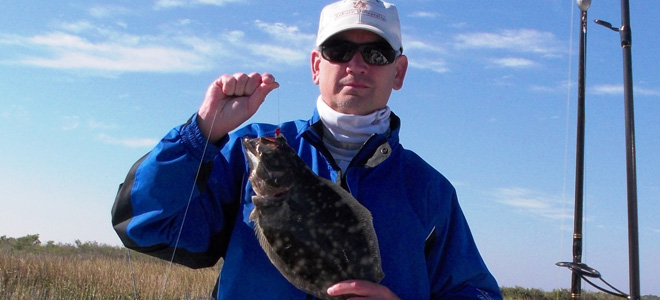 Flounder are keeping Carolina Beach fishermen on their toes
