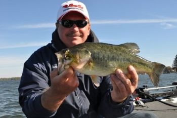 Fishermen have had to change locations as rising water levels have pushed Jordan Lake's bass into the backs of creeks.