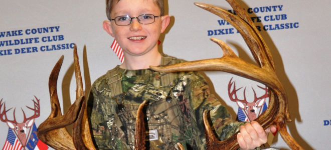 VIrginia youth's buck wins Dixie Deer Classic's top honor