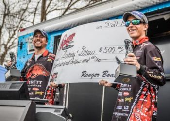 Top college bass-fishing teams will compete for the national championship on Lake Murray next week.