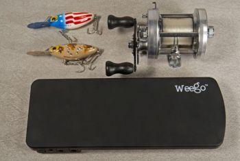 Weego's Professional model is the company's largest unit, and it's still practically pocket sized.