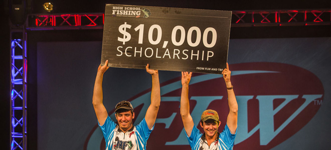 Team from Bandys H.S. wins high school national bass-fishing championship