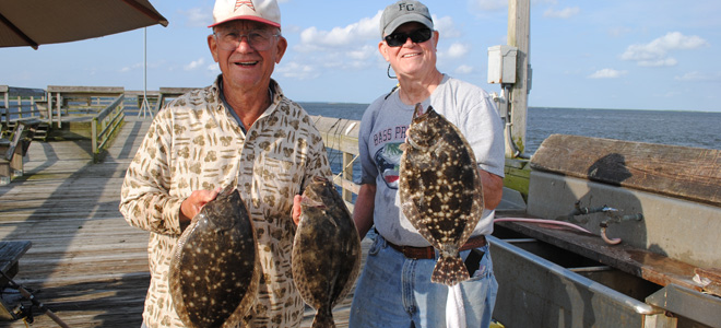 Marine Fisheries Commission changes sheepshead regs, reviews flounder options