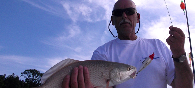 Try these tips and get the most out of topwater baits in saltwater situations