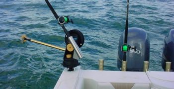 Downriggers are an essential fishing tool for many freshwater and saltwater applications.