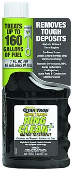 Star Tron Ring Clean +