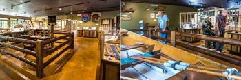 The Fly Fishing Museum of the Southern Appalachians has opened in Cherokee, featuring plenty of fly-fishing exhibits.