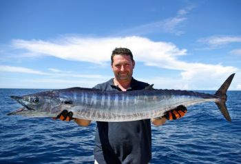 Lowcountry anglers are catching plenty of wahoo offshore