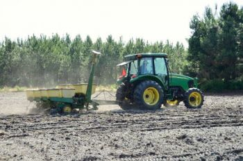 Proper planting equipment can produce better crop yields in food plots because of the machinery�s effectiveness.