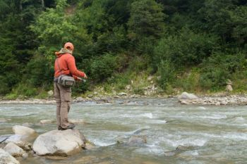 The first Smoky Mountain Fly Fishing Festival is being held Oct 10 in Bryson City.