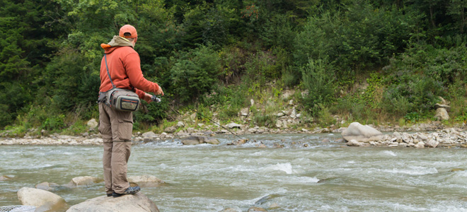 Smoky Mountain Fly Fishing Festival Oct 10 in Bryson City