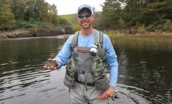 EJ Stern has been catching a variety of panfish on the Neuse River and other rivers in the Raleigh-Durham area.