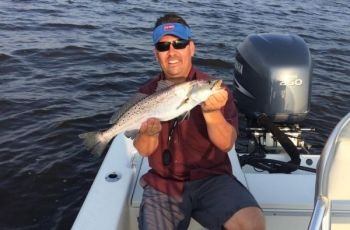 Capt. Jot Owens of Jot It Down Fishing Charters offers his top tips for catching speckled trout this time of year.