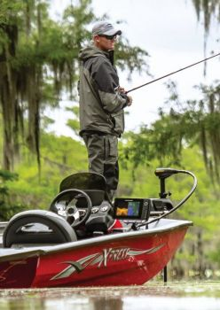 Big-screen combo units provide great visibility and allow different elements to be displayed for greater fishing flexibility.
