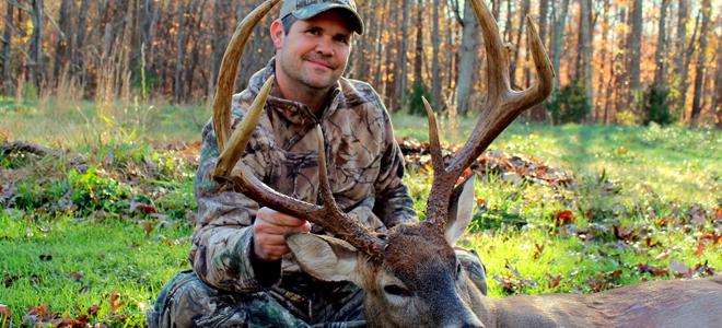 Person County hunter kills 142-inch 6-point buck