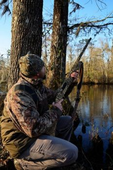 Don't wait for a perfect shot as duck season wanes; if you get birds in range, let fly.