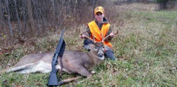 The work hunters do scouting during the winter can have a tremendous effect on success next deer season.