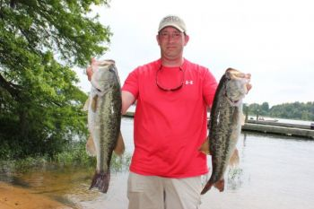 Follow this advice now and springtime bass like these won't be hard to come by.