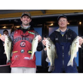 USC's William Miller and Ethan Ingle took 4th place in the FLW Southeastern Conference Opener on Crescent Lake, Florida, qualifying them for the 2017 FLW National Championship.