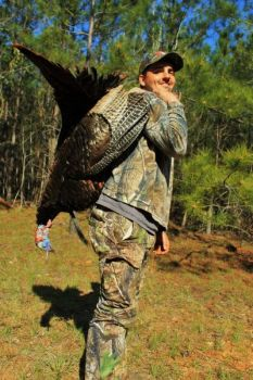 Big, old gobblers need special care and calling to bring them under the gun.