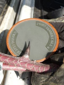 Be ready to use a variety of turkey calls as situations dictate and you'll stand a better chance of filling a tag.