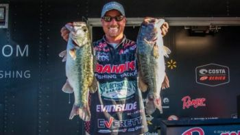 Bryan Thrift of Shelby won the Santee Cooper FLW tournament after finishing worse than 100th in the first two FLW tournaments of the 2016 season.