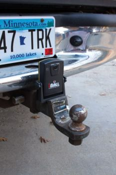 Make coupling your trailer easier than ever with this product that makes the task simple.