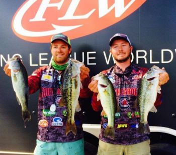 Hampton Anderson and Chris Blanchette continued the winning tradition set by Gettys Brannon and Patrick Walters, and brought the 2nd National Championship title to the Gamecocks fishing team.