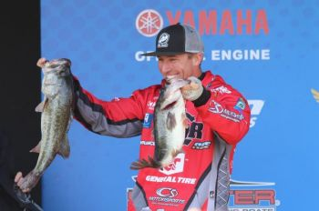 Britt Myers of Lake Wylie secured his 1st Bassmaster Elite victory with a win at Winyah Bay.