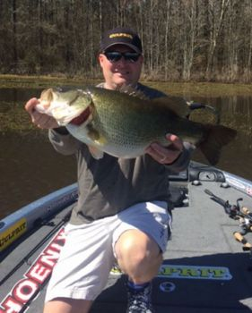 The biggest bass are the first ones to make a big move as spawning patterns turn to post-spawn or even summertime.