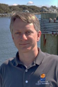 Dr. Braxton Davis has been named director of N.C. Division of Marine Fisheries.