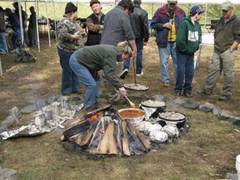 The NCWRC is offering a free outdoor cooking workshop at the John E. Pechmann Education Center on June 4.