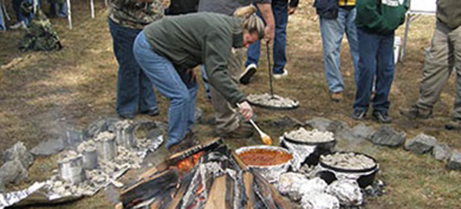 NCWRC offers free outdoor cooking workshop in Fayetteville