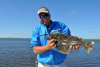 Beginning this fall, recreational fishermen will not be allowed to keep southern flounder caught in inside waters between Oct. 16 and Jan. 1.