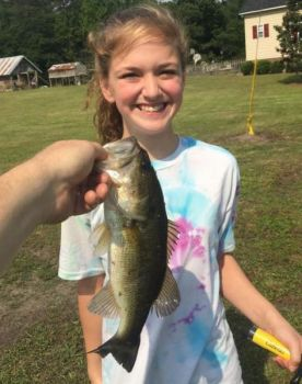 80 kids participated in the 2nd Annual Fishers of Kids Anglers Academy in Snow Hill on May 10.