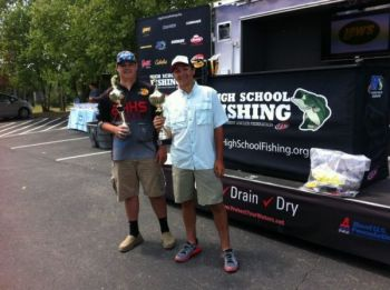 Bunker Hill High School won the FLW/TBF North Carolina state championship, and advances to the Southeastern Conference championship later this year.