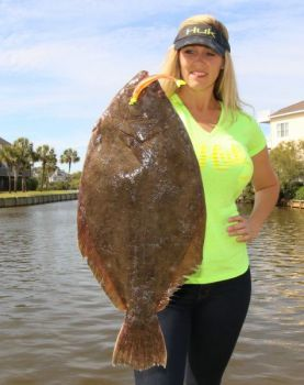 1 tip that will help anglers land more flounder comes from Oak Island professional angler Capt. Jimmy Price.