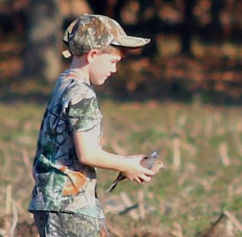 The SCDNR and U.S. Forest Service are teaming up to host a youth dove hunt in Union County on Sept. 3.