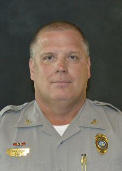 Colonel Dean Nelson is the new leader of Marine Patrol.