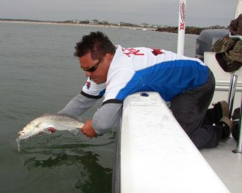 For the best North Carolina speckled trout fishing, make sure you're tied to the tide.