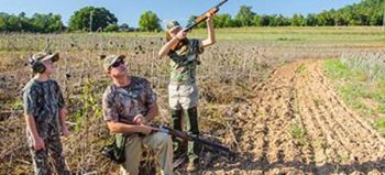 For the first time in several years, the dove daily bag limit is no longer 15 per day. It is now 12 birds per day in South Carolina. It remains at 15 per day for North Carolina hunters.