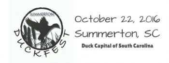 The 2016 Inaugural Duckfest will include a duck calling contest, bass fishing tournament, a cook-off, and much more.