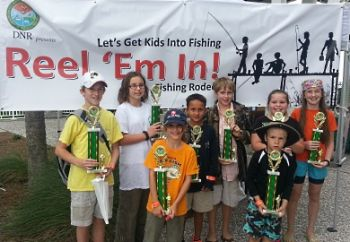 The third annual Reel Em In tournament will be held this Saturday, Oct 29 at the Mt. Pleasant Pier.