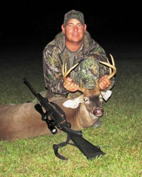 Deer hunters in North Carolina and South Carolina don't have to put their guns away after the rut. December can be the time to take a bonus buck.