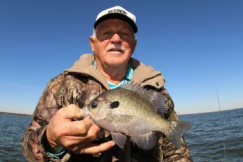 David Hilton said anglers will have no trouble catching bream in cold weather, as long as they follow a few tips.