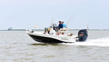 The Nautic Star 227 XTX has plenty of features for casual and tournament fishermen.
