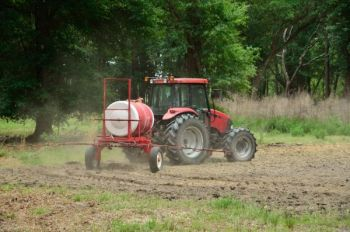 Property application of lime or other fertilizers is essential to get the most out of your wildlife food plot.