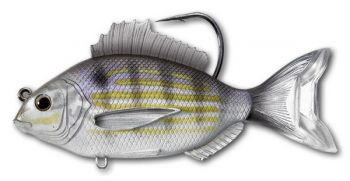 LIVETARGET got things right when they introduced their new line of soft plastic swimbaits.
