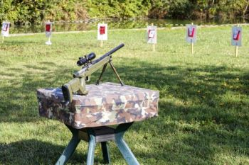 Heading to the range after deer season ends will add confidence in your mind, as well as accuracy in your rifle.